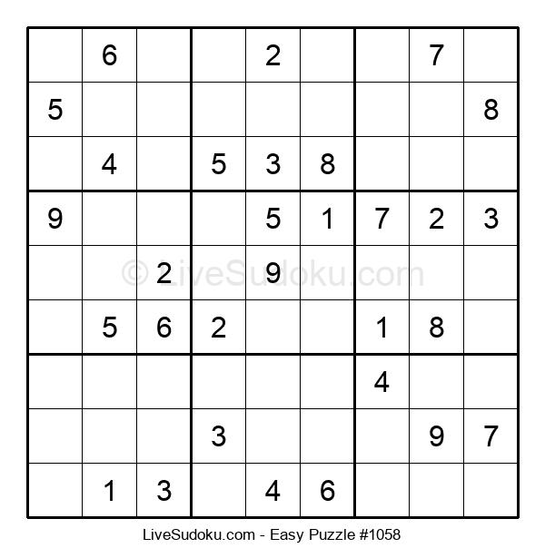 Beginners Puzzle #1058