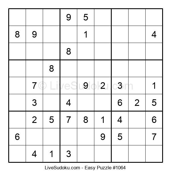 Beginners Puzzle #1064