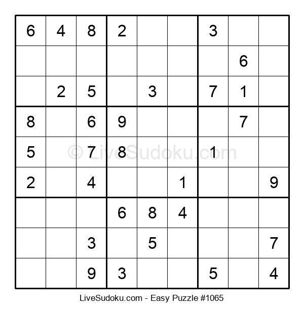 Beginners Puzzle #1065