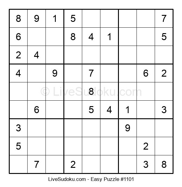 Beginners Puzzle #1101