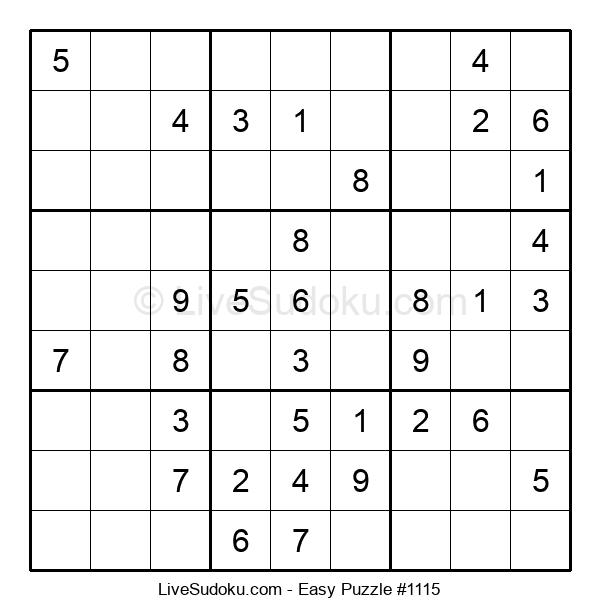Beginners Puzzle #1115