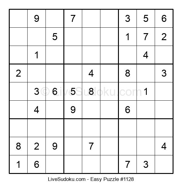 Beginners Puzzle #1128
