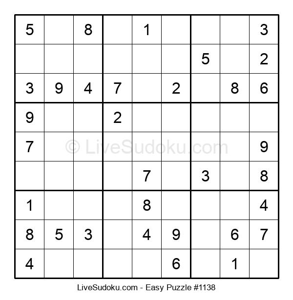 Beginners Puzzle #1138