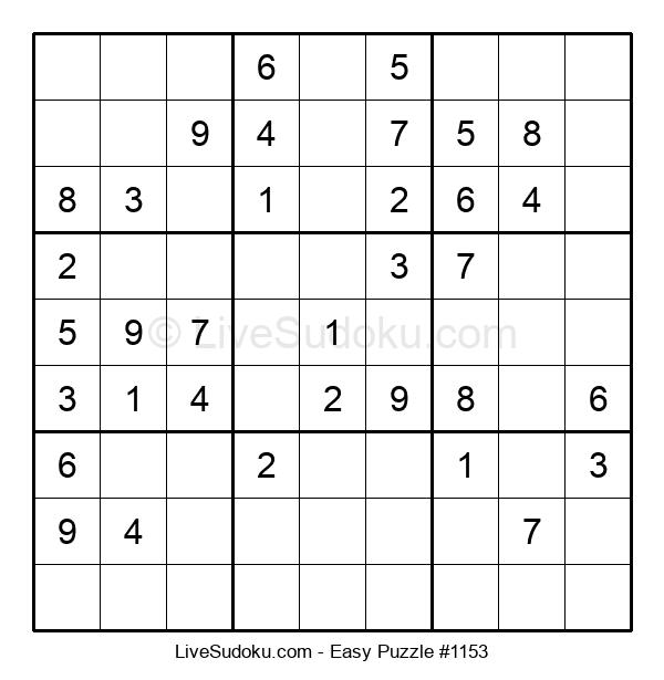 Beginners Puzzle #1153