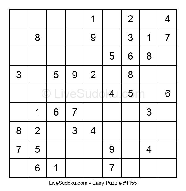 Beginners Puzzle #1155