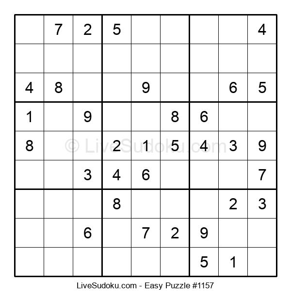 Beginners Puzzle #1157