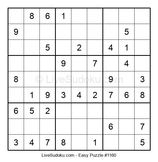 Beginners Puzzle #1160