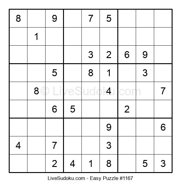 Beginners Puzzle #1167