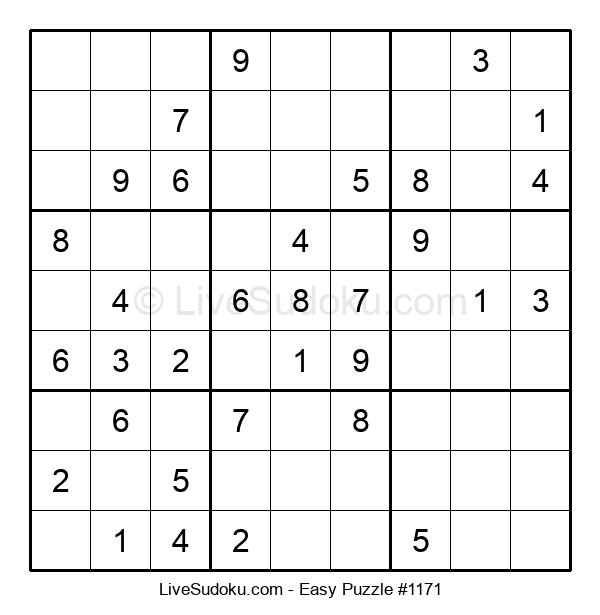 Beginners Puzzle #1171