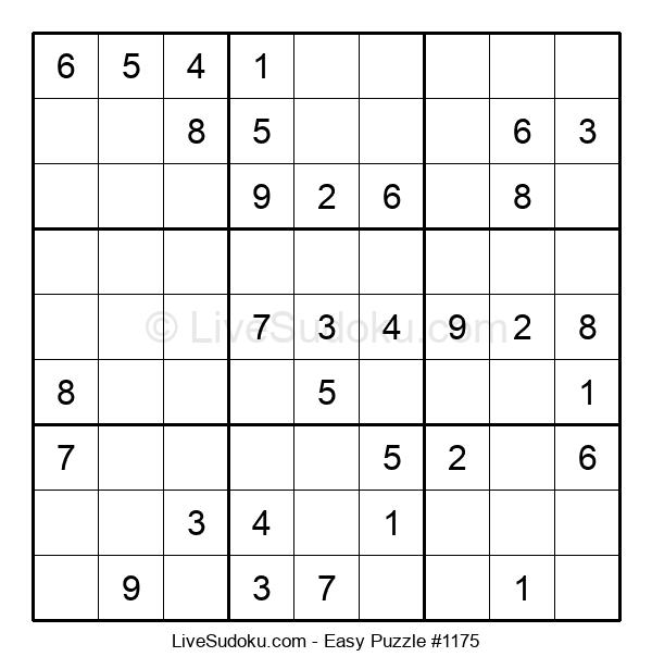 Beginners Puzzle #1175
