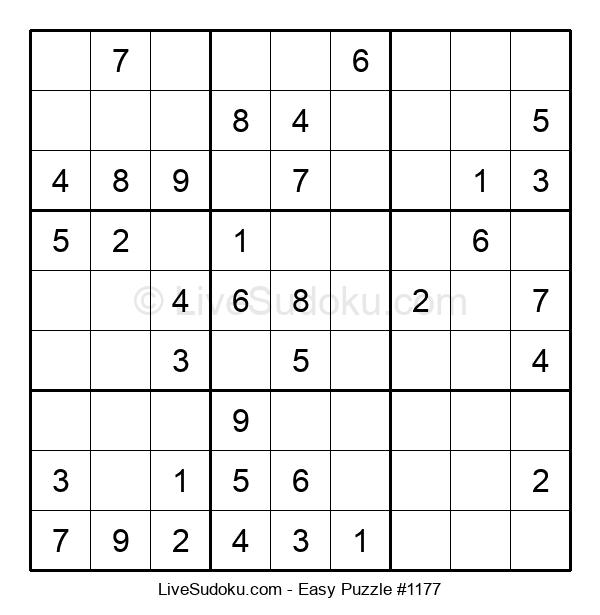 Beginners Puzzle #1177