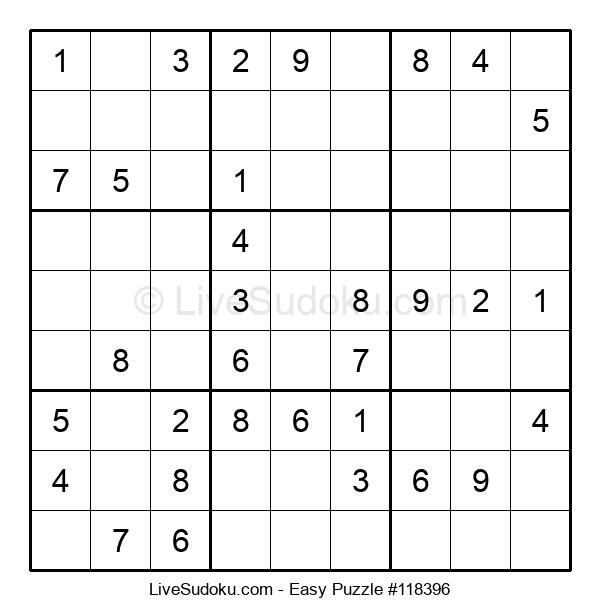 Beginners Puzzle #118396