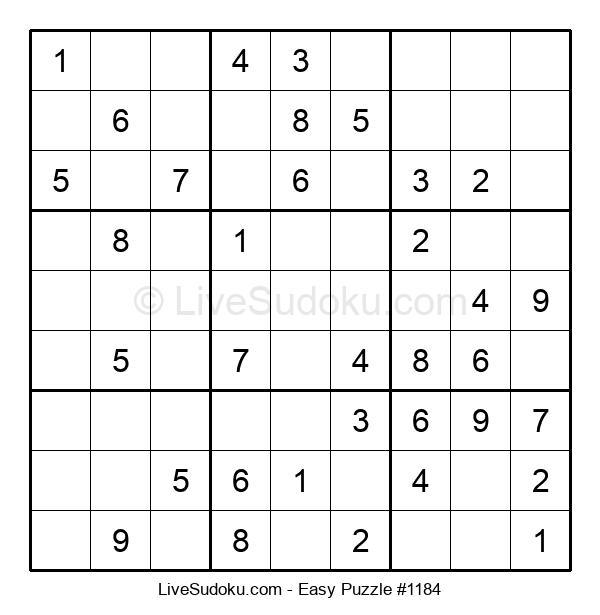 Beginners Puzzle #1184