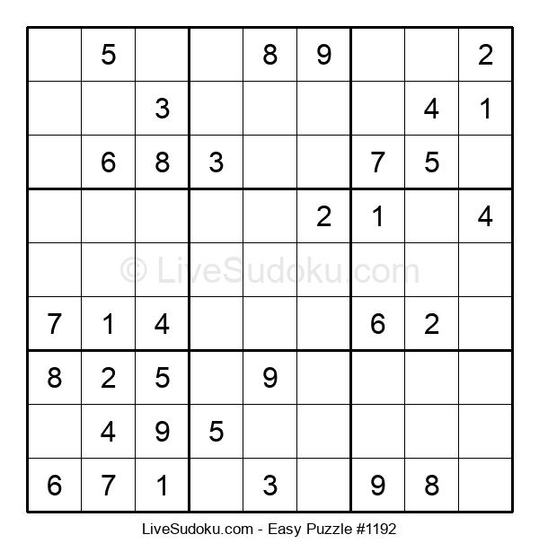 Beginners Puzzle #1192