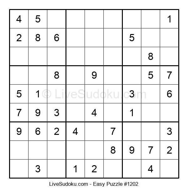 Beginners Puzzle #1202