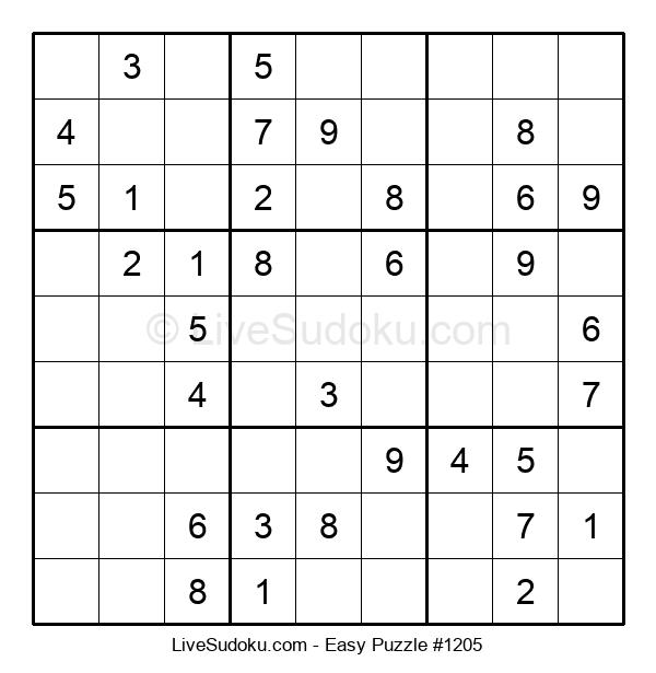 Beginners Puzzle #1205