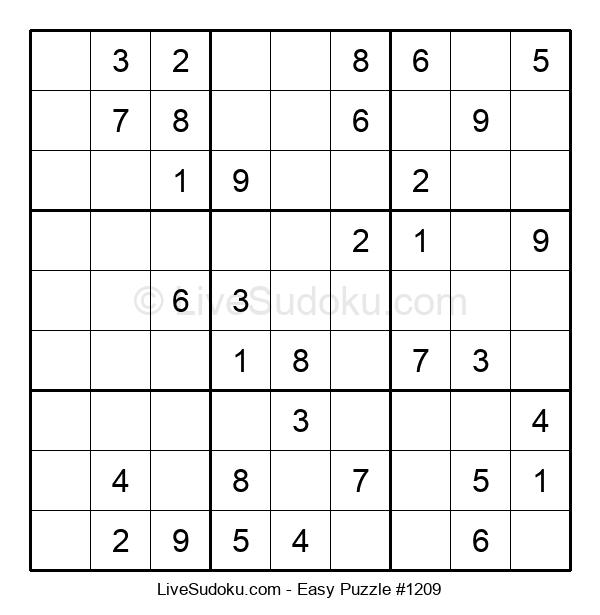 Beginners Puzzle #1209