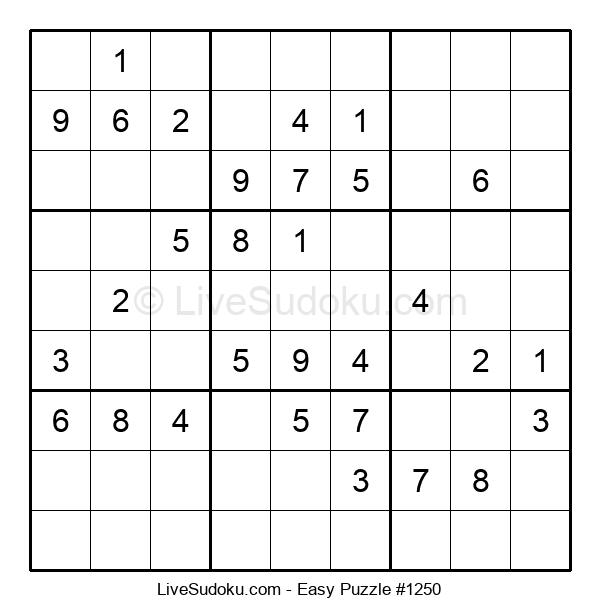 Beginners Puzzle #1250