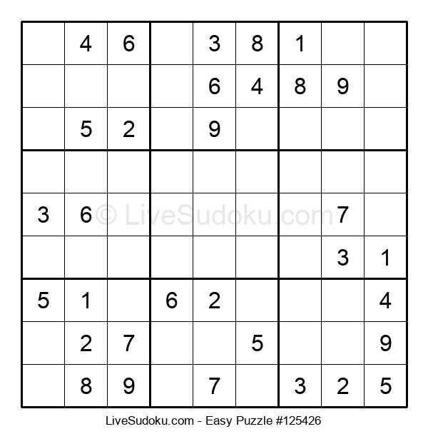 Beginners Puzzle #125426