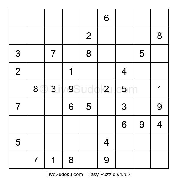 Beginners Puzzle #1262