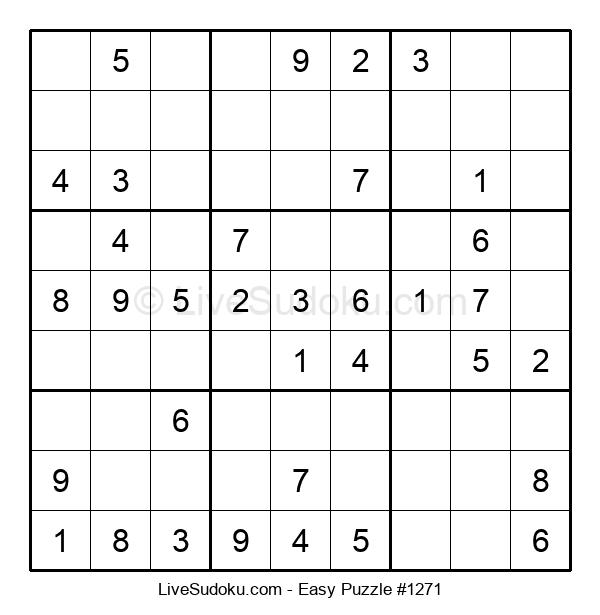 Beginners Puzzle #1271