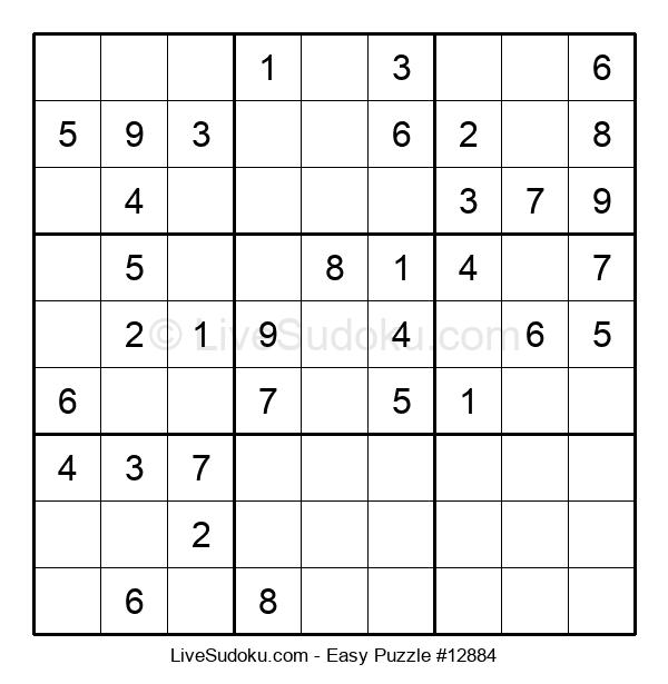 Beginners Puzzle #12884