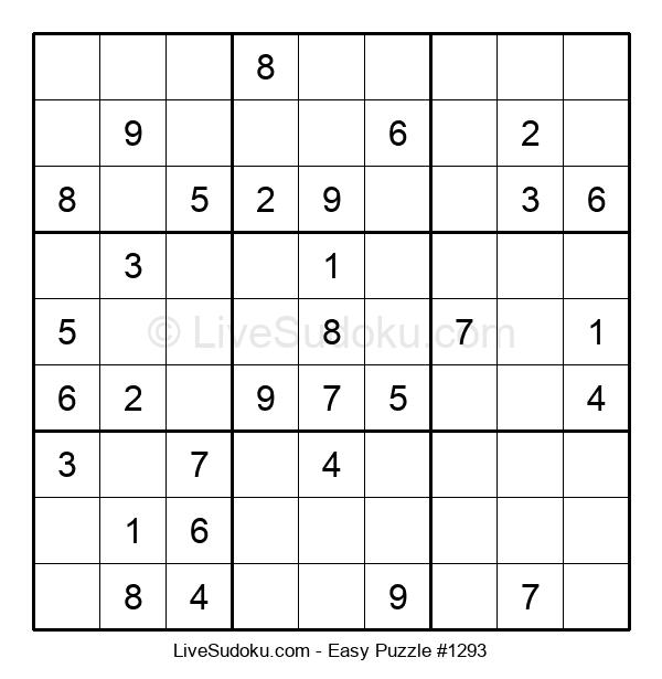 Beginners Puzzle #1293