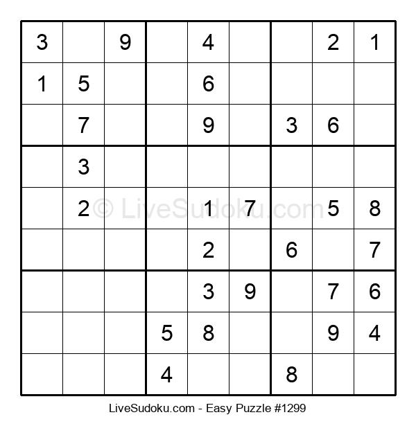 Beginners Puzzle #1299