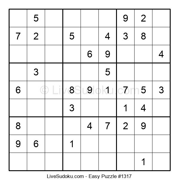 Beginners Puzzle #1317