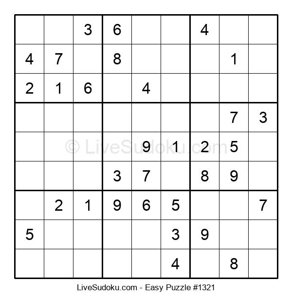 Beginners Puzzle #1321