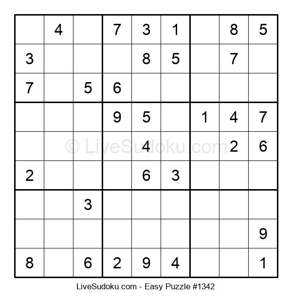 Beginners Puzzle #1342