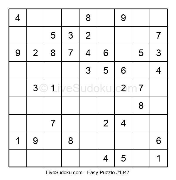 Beginners Puzzle #1347