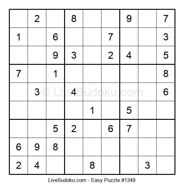 Beginners Puzzle #1349