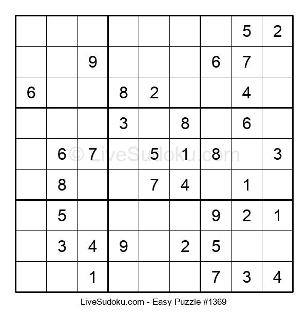 Beginners Puzzle #1369