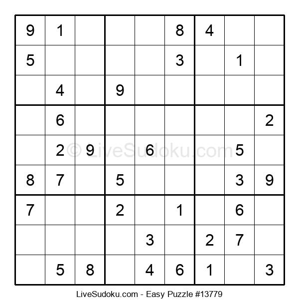 Beginners Puzzle #13779