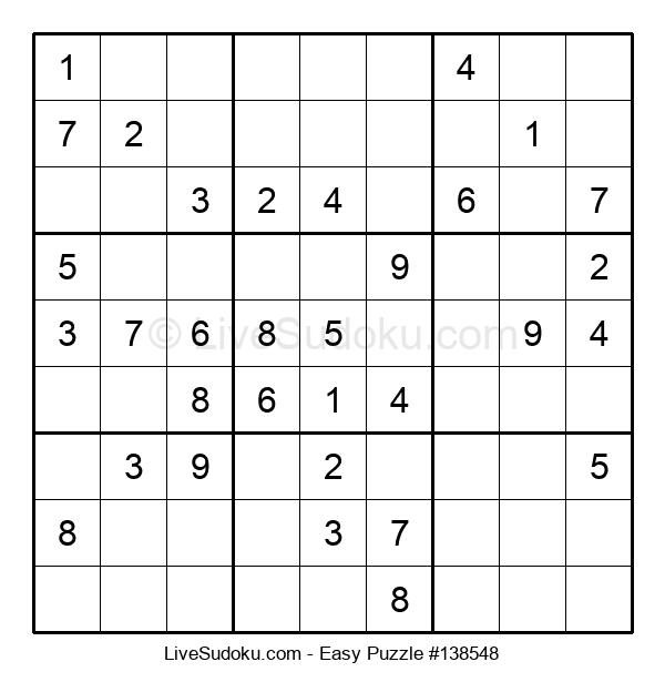 Beginners Puzzle #138548
