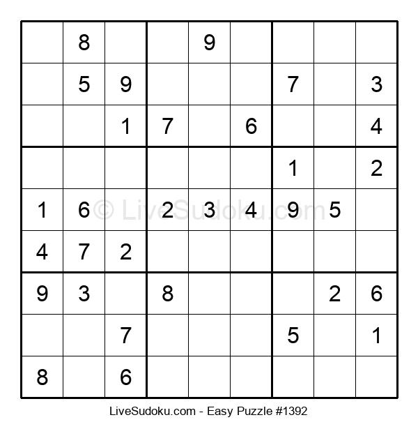 Beginners Puzzle #1392