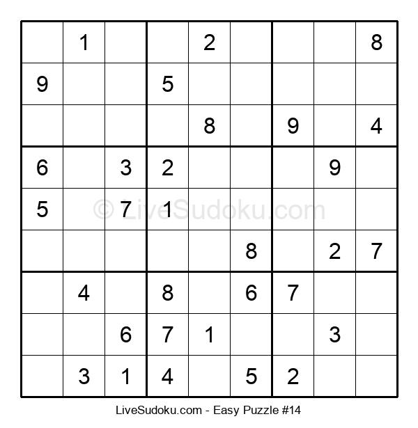 Beginners Puzzle #14