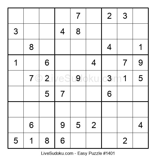 Beginners Puzzle #1401