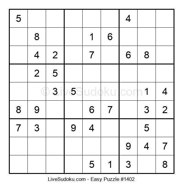 Beginners Puzzle #1402