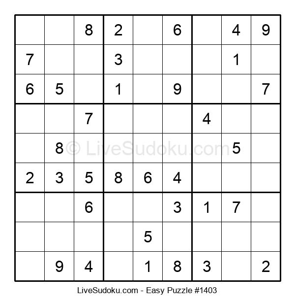 Beginners Puzzle #1403