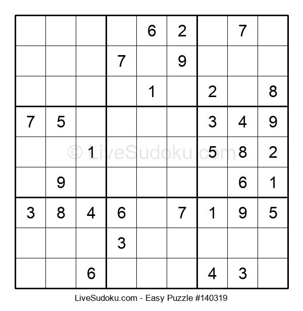 Beginners Puzzle #140319