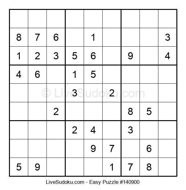 Beginners Puzzle #140900