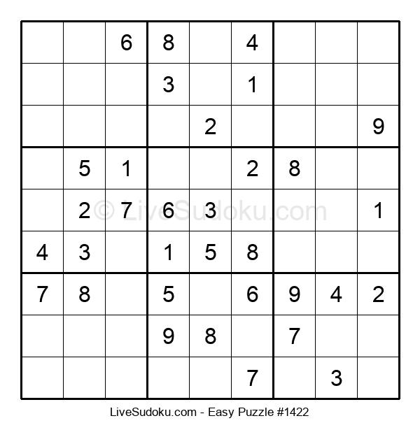 Beginners Puzzle #1422