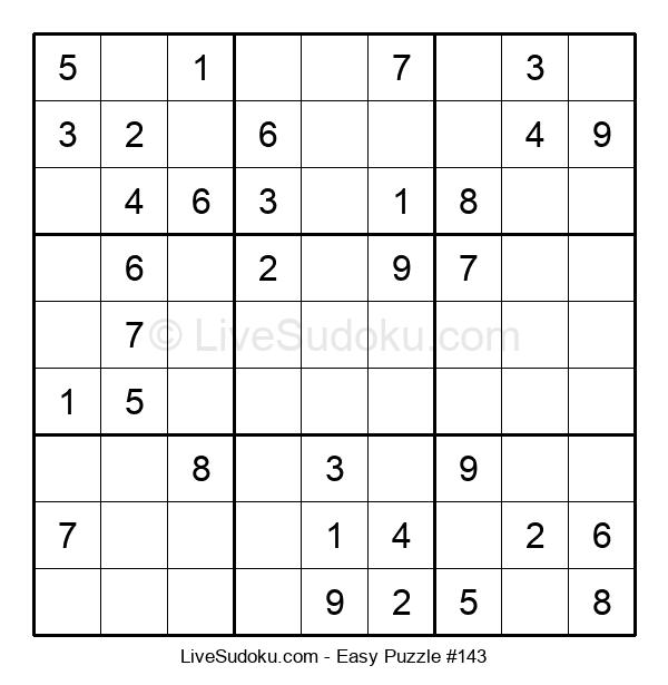 Beginners Puzzle #143