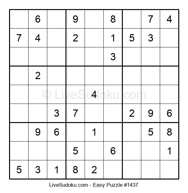 Beginners Puzzle #1437