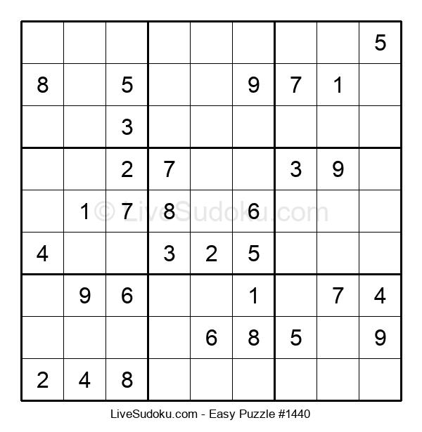 Beginners Puzzle #1440