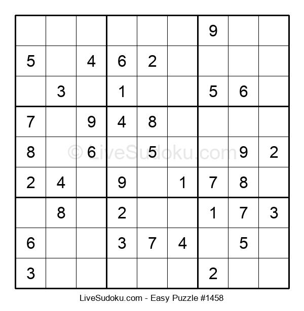 Beginners Puzzle #1458