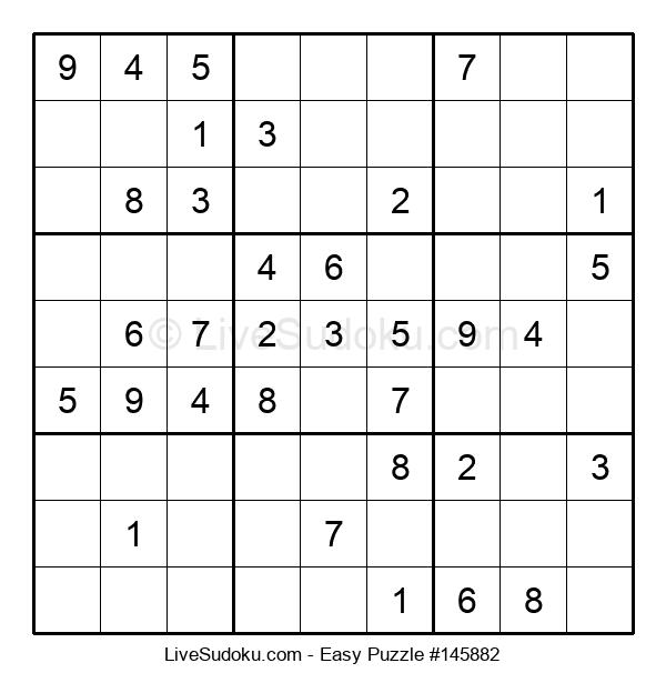 Beginners Puzzle #145882