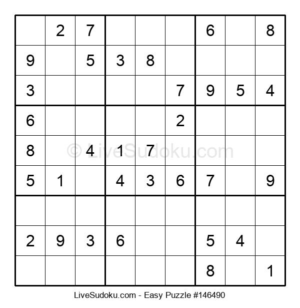 Beginners Puzzle #146490